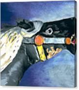 Carousel Horse 2 Canvas Print