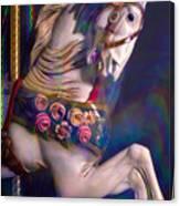 Carousel Memories Canvas Print