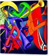 Carpe Diem 2010 Canvas Print