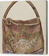 Carpet Bag Canvas Print