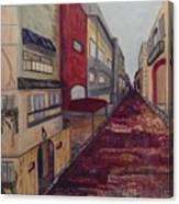 Carrer De L'esperanca Canvas Print