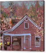 Carriage House Canvas Print