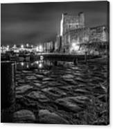 Carrickfergus Castle 7 Canvas Print