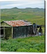 Carrizo Plain Ranch Canvas Print