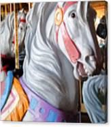 Carrousel 25 Canvas Print