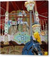Carrousel 57 Canvas Print