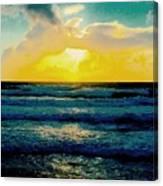 Carry On My Wayword Son Canvas Print