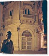 Cartagena Watchman Canvas Print
