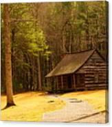 Carter Shields Cabin Canvas Print