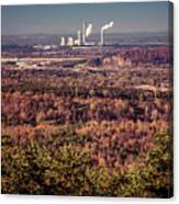 Cartersville, Ga Canvas Print