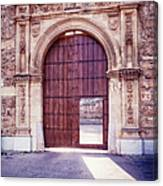 Carthusian Monastery Granada Canvas Print