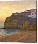 Carvoeiro Atmospheric Canvas Print