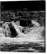 Cary Falls Canvas Print