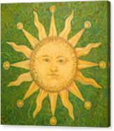 Casa Del Sol Canvas Print