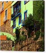 Casa Lima On The Hill Canvas Print