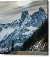 Cascade Beauty Canvas Print