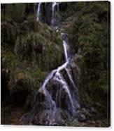 Cascade De Baume-les-messieurs  Canvas Print