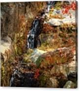 Cascade Glorious Canvas Print