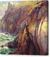Cascade Head Canvas Print