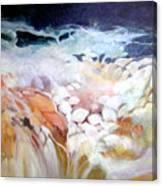 Cascade Canvas Print