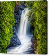 Cascade - Lower Falls Canvas Print