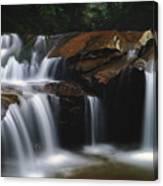 Cascading Dilution  Canvas Print