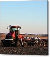 Case Ih Power Canvas Print