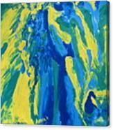 Cash2 Canvas Print