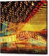 Casino Canvas Print