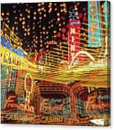 Casino2 Canvas Print