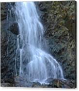 Casper Wy Waterfall 1 Canvas Print