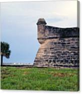 Castillo De San Marcos 2 Canvas Print