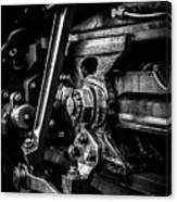 Detailed Grease Canvas Print