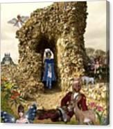 Castle Acre Fairy Land Canvas Print