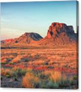 Castle Butte Canvas Print