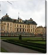 Castle Drottningholm  Canvas Print