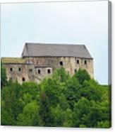 Castle Neuhaus Canvas Print