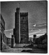 Castle Of Helsingborg Canvas Print