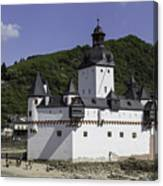 Castle Pfalz Canvas Print