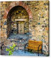 Castle Rest Canvas Print