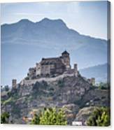 Castle Tourbillon  Canvas Print