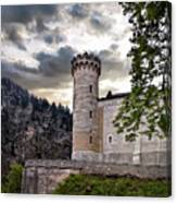 Castle Tower Canvas Print