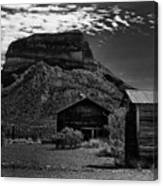 Castolon Ghost Town Canvas Print