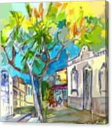 Castro Marim Portugal 14 Bis Canvas Print