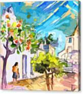 Castro Marim Portugal 15 Bis Canvas Print