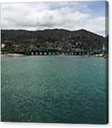 Catalina Bay Canvas Print