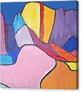 Catalina Fugue Canvas Print