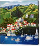 Catalina Island 2 Canvas Print