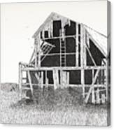 Catawba Barn Canvas Print