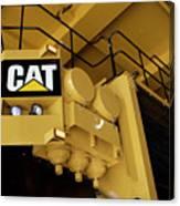 Caterpillar 797f Mining Truck 02 Canvas Print
